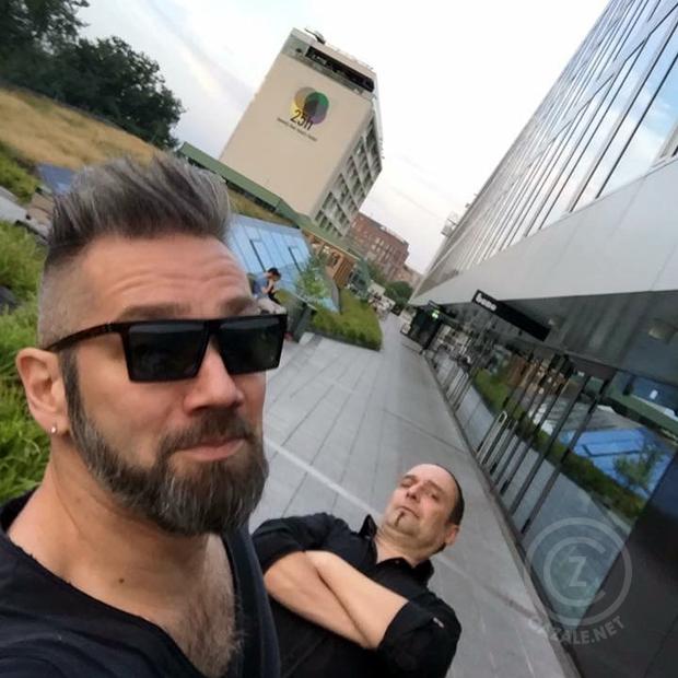 Oliver Zimmer (l.) & Oliver S. Scholten