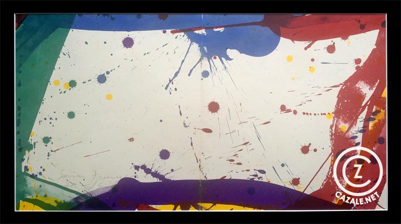OHNE TITEL | 1960er, Sam Francis