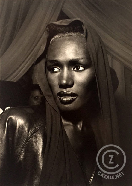 GRACE JONES IN NEW YORK | 1985, Wolfgang Wesener