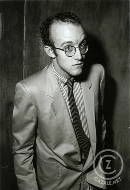 KEITH HARING IN NEW YORK | 1985, Wolfgang Wesener