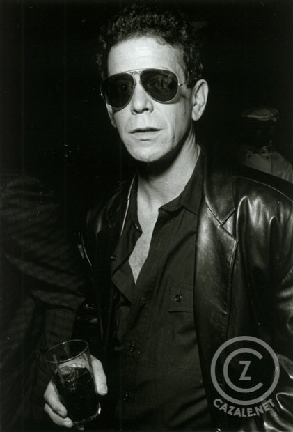 LOU REED IN NEW YORK | 1985, Wolfgang Wesener
