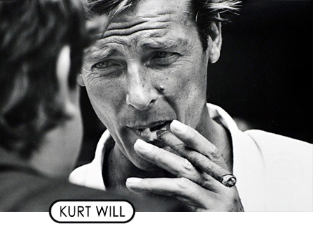 Kurt Will - Sir Roger Moore