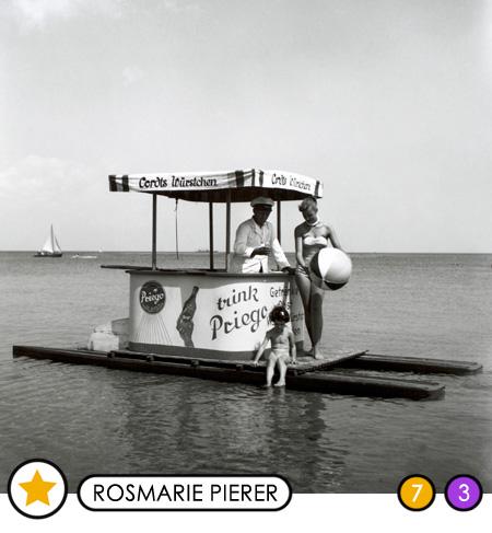 ROSMARIE PIERER - Die CAZALE-Editionen!
