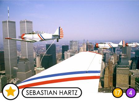 SEBASTIAN HARTZ - Die CAZALE-Editionen!