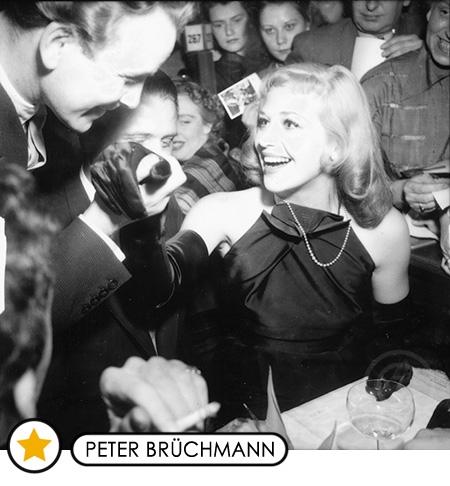 CAZALE-Edition Peter Brüchmann - Hildegard Knef