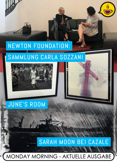 Newton Foundation: Sammlung Carla Sozzani – June's Room / Sarah Moon bei CAZALE