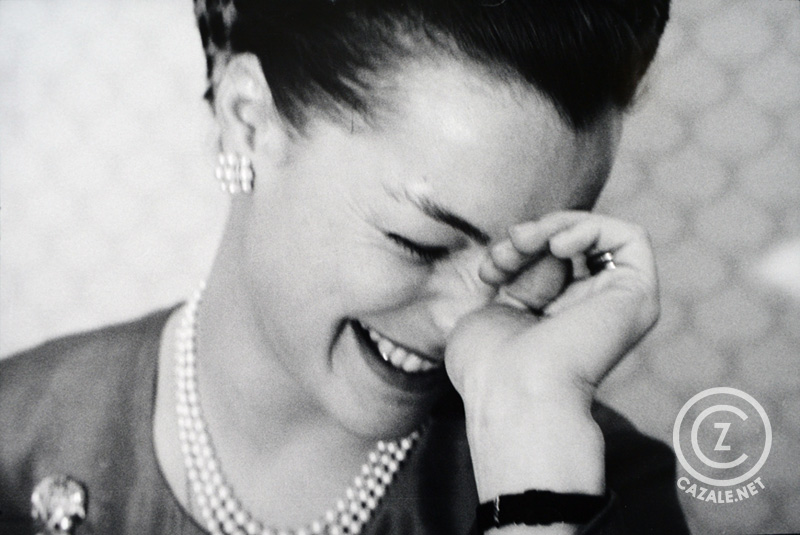 Romy Schneider, 1963 (Hamburg), Kurt Will