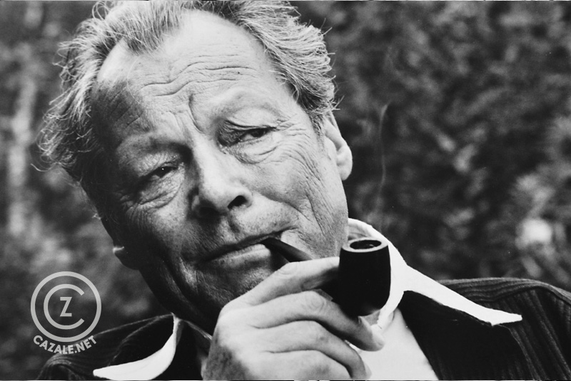 Willy Brandt, 1977 (Norwegen), Kurt Will