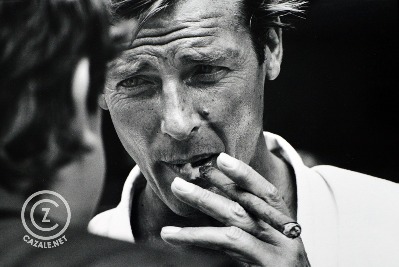 Sir Roger Moore, 1965 (Schweden), Kurt Will