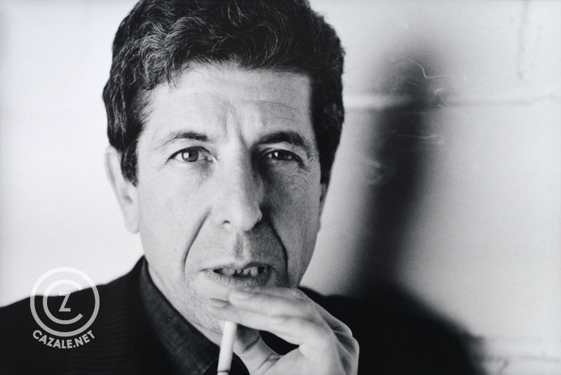 Leonard Cohen, 1984 (Paris), Kurt Will