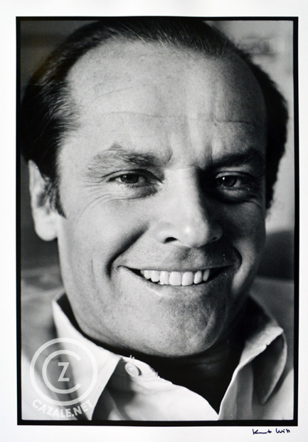 Jack Nicholson, 1981 (London), Kurt Will