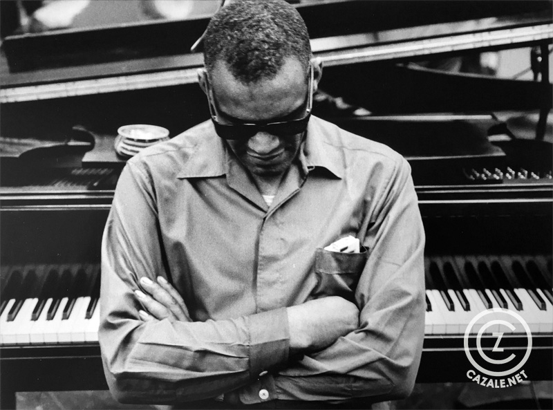 RAY CHARLES, 1969 (USA/Los Angeles), Peter Brüchmann