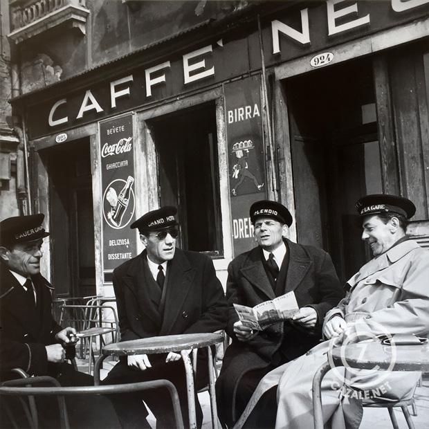 Venezia, 1954, Rosmarie Pierer