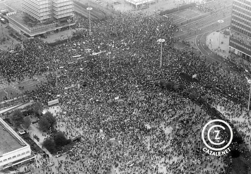 4. NOVEMBER 1989 | Harald Hauswald
