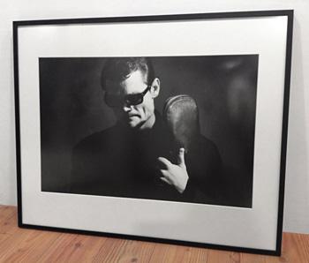 Chet Baker im Halbe-Rahmen (PAC)