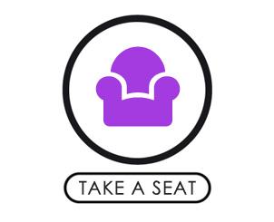 Willkommen in der Realität - TAKE A SEAT