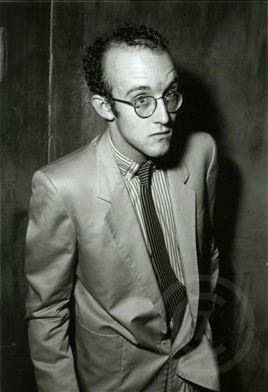 Keith Haring von Wolfgang Wesener