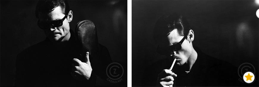 CAZALE-Editionen - Chet Baker in Basel