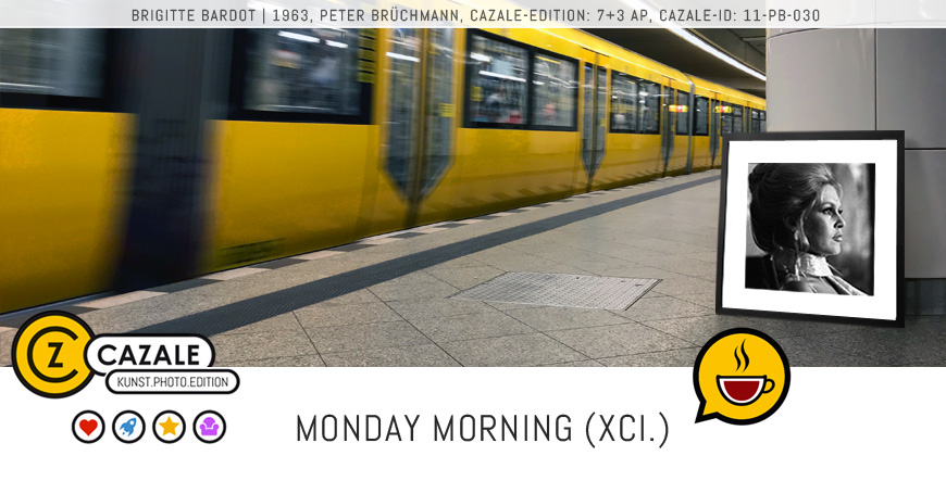 MONDAY MORNING (XCI.)
