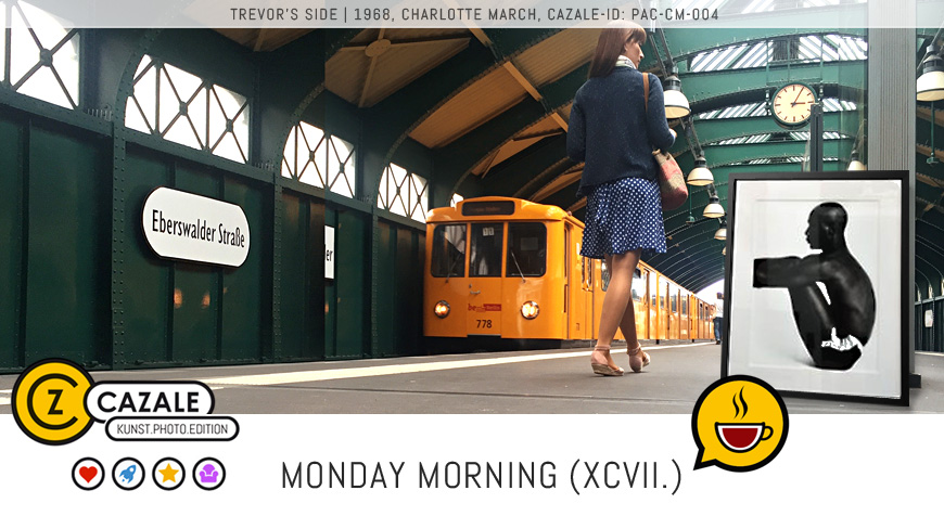 MONDAY MORNING (XCVII.)