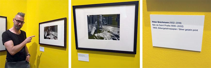 Niki de Saint Phalle von Peter Brüchmann in der Sammlung Angelika Platen