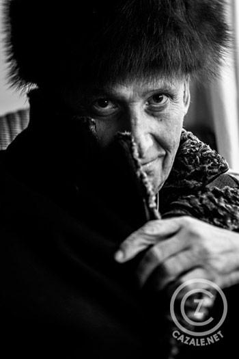 Luc Bondy von Stefan Nimmesgern als CAZALE-Edition