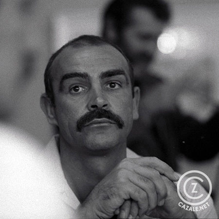 mm100_sir_sean_connery_peter_bruechmann_monday_morning_cazale_photo_editionen